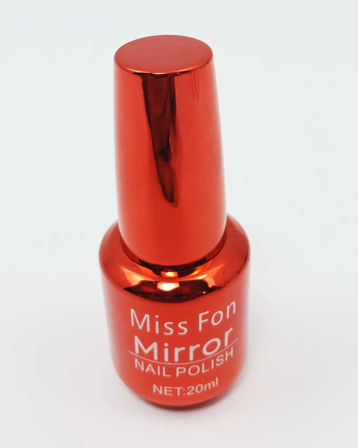 Miss Fon Maroon Color Brand 20ML Long Lasting Manicure Quick Dry ...