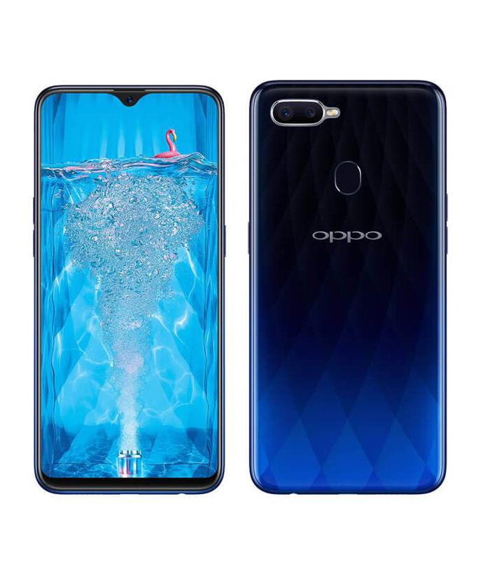 Oppo F9 64gb Dual Sim Twilight Blue