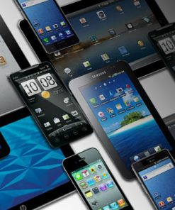 Mobiles and Tablets